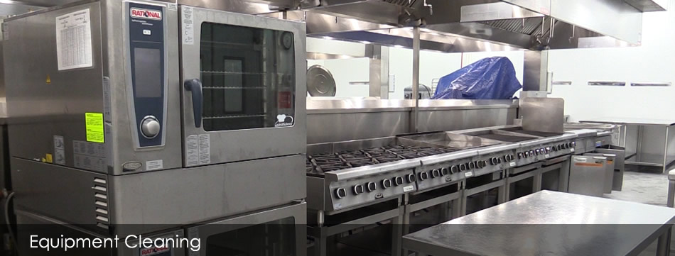 Restaurant and food preperation cleaning and sanitizing